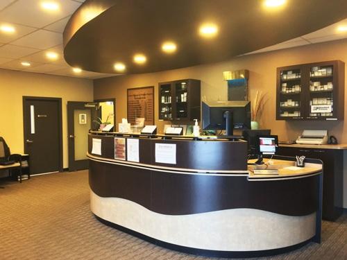 Chiropractic Burien WA Front Desk