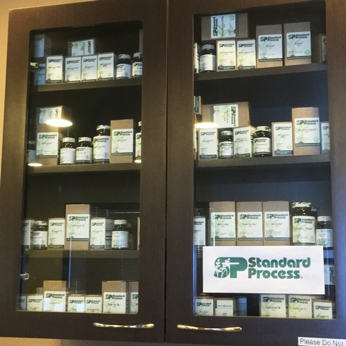 Chiropractic Burien WA Supplements